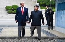 Tổng thống Mỹ mong sớm gặp lại nhà lãnh đạo Triều Tiên
