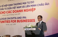 EVFTA: Cánh cửa cho doanh nghiệp gia nhập chuỗi giá trị toàn cầu
