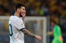 Truyền thông quốc tế 'xát muối' vào vết thương lòng Lionel Messi