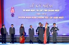Thủ tướng: Quảng Ngãi có thể thành trung tâm công nghiệp miền Trung