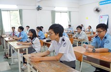 Điểm chuẩn vào lớp 10 công lập tại TP.HCM: Hầu hết các trường đều giảm