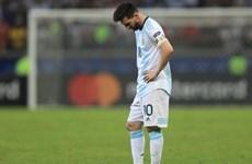 Copa America 2019: 'Cơn ác mộng' vẫn đeo bám Lionel Messi