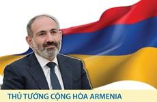 [Infographic] Thủ tướng Cộng hòa Armenia Nikol Pashinyan