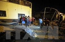 Kêu gọi điều tra độc lập vụ không kích người di cư ở Libya