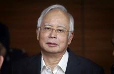 Malaysia yêu cầu cựu Thủ tướng Najib nộp gần nửa tỷ USD tiền thuế