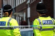 Cảnh sát Anh bắt giữ một nữ nghi can khủng bố người Thụy Điển