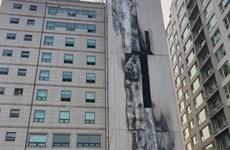 Hàn Quốc: Sơ tán hàng trăm người do hỏa hoạn ở trung tâm thương mại