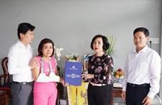 Đại học Hoa Sen trao bằng tốt nghiệp cho sinh viên đột ngột qua đời