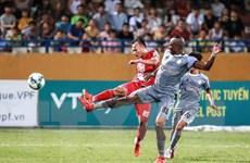 Thua Viettel, TP.HCM có nguy cơ mất ngôi đầu vào tay Hà Nội FC