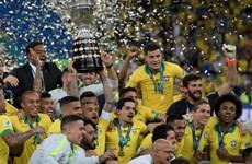 Cận cảnh Brazil hạ Peru, giành chức vô địch Copa America 2019