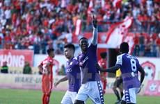 Đánh bại Hải Phòng, Hà Nội FC đòi lại ngôi đầu V-League 2019