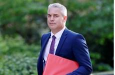 Bộ trưởng Anh hối thúc Liên minh châu Âu đàm phán lại thỏa thuận