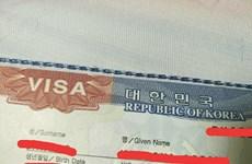 Hàn Quốc thay đổi chính sách cấp visa cho công dân Việt Nam