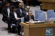 Các lệnh trừng phạt đơn phương cản trở Iran chống khủng bố và tội phạm