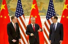 Mỹ-Trung xúc tiến nối lại đàm phán giải quyết bất đồng thương mại
