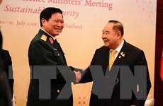 ASEAN thảo luận về chính sách an ninh, viện trợ y tế quân sự