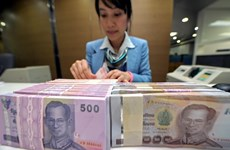 Thái Lan chuẩn bị các giải pháp đối phó với việc đồng baht tăng giá