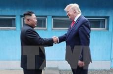 Trung Quốc đánh giá tích cực về cuộc gặp thượng đỉnh Mỹ-Triều tại DMZ