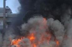 Syria: Đánh bom xe khiến hàng chục dân thường thương vong