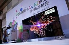 Trung Quốc sẽ trở thành thị trường TV OLED lớn nhất thế giới