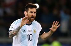 Lionel Messi giành Quả bóng vàng 'đặc biệt' tại Copa America