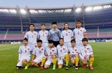 Vượt Thái Lan, bóng đá nữ Việt Nam trở lại ngôi số 1 Đông Nam Á