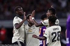 M.U giành chiến thắng đầu tiên trong chuyến du đấu Hè 2019
