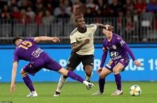 Cận cảnh chiến thắng của Manchester United trước Perth Glory
