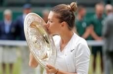 Hạ Serena, Halep lần đầu tiên giành chức vô địch Wimbledon