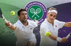 Những trận đấu đáng nhớ của Federer và Djokovic tại Wimbledon