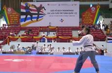 Bế mạc giải vô địch Taekwondo các lứa tuổi trẻ toàn quốc 2019