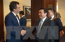 Việt Nam và Hoa Kỳ tăng cường quan hệ đối tác toàn diện