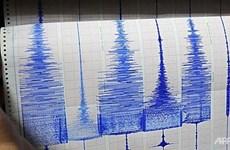 Papua New Guinea rung chuyển vì trận động đất cường độ 6,4