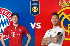 Lịch thi đấu chi tiết giải International Champions Cup 2019