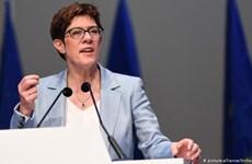 Đức có Bộ trưởng Quốc phòng mới thay bà Ursula von der Leyen