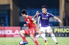 Vòng 16 V-League 2019: HAGL khiến Hà Nội FC chia điểm