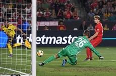 Bayern Munich bại trận trước Arsenal ở trận ra quân ICC 2019