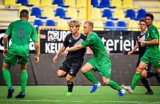Cận cảnh Công Phượng đá chính trong đội hình Sint Truidense