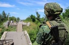 Ukraine muốn đối thoại bình đẳng với Nga về vấn đề Donbass