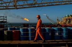 Dầu thô tăng giá sau khi Iran bắt giữ một tàu buôn lậu nhiên liệu
