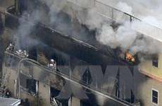 Thủ tướng Abe chia buồn với các nạn nhân sau vụ cháy xưởng phim