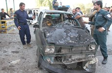 Afghanistan: Xảy ra đánh bom xe tại sở cảnh sát Kandahar