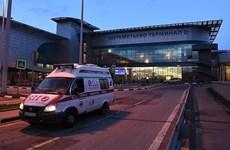 Nga: Máy bay chở khách gặp sự cố, 187 người được sơ tán