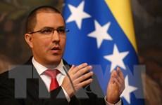 Venezuela cáo buộc EU có ý định hủy hoại cuộc hòa đàm với phe đối lập