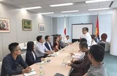 Tổng Lãnh sự quán tại Fukuoka nỗ lực xây dựng quan hệ Việt-Nhật