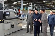 Triều Tiên tiến hành họp chính phủ mở rộng về tình hình kinh tế