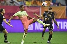 Man City thua sốc Wolves ở trận chung kết trên đất Trung Quốc