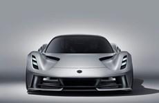 Lotus Evija - Siêu xe điện đầu tiên của Anh đã xuất đầu lộ diện