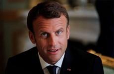 Pháp chúc mừng đảng Bảo thủ cầm quyền của Anh có lãnh đạo mới