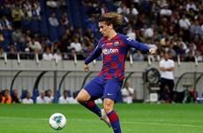 Cận cảnh Barcelona thua Chelsea trong ngày ra mắt Griezmann